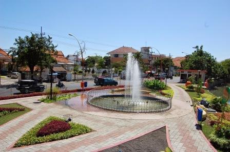 59 Tempat Wisata Surabaya Dikunjungi Area Seluas 900 M2 Dibangun