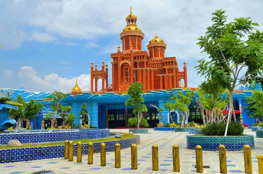 Atlantis Land Ken Park Wahana Terbaru 2017 Kenjeran Surabaya Taman