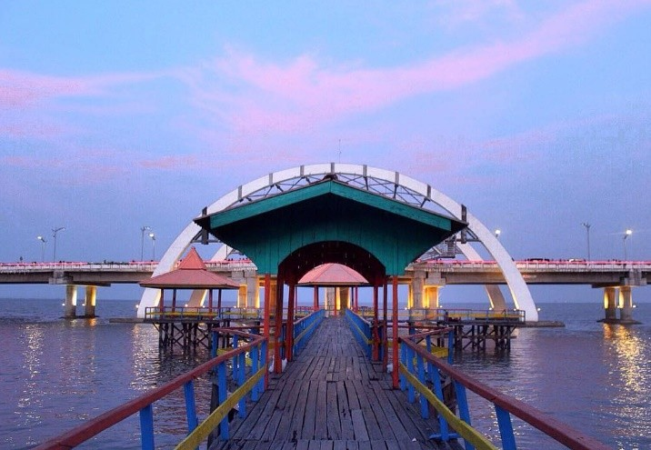 Lima Tempat Hunting Foto Outdoor Seru Surabaya Sportourism Id Berada