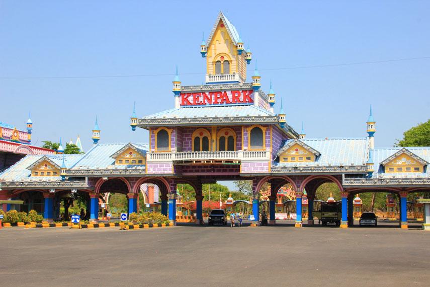 Pantai Kenjeran Favorit Warga Surabaya Indonesiakaya Berubah Menjadi Taman Hiburan