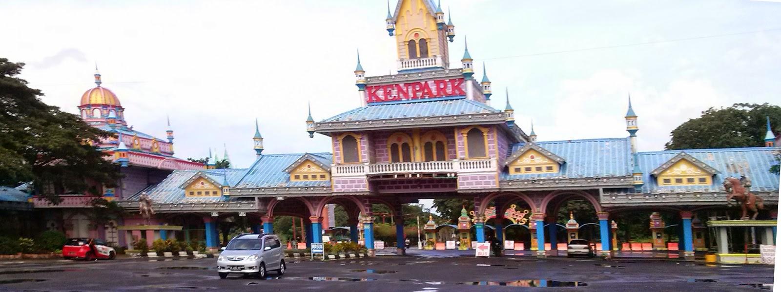 Pantai Kenjeran Kota Surabaya Pemerintah Pun Berupaya Mengembalikan Kepopuleran Membangun