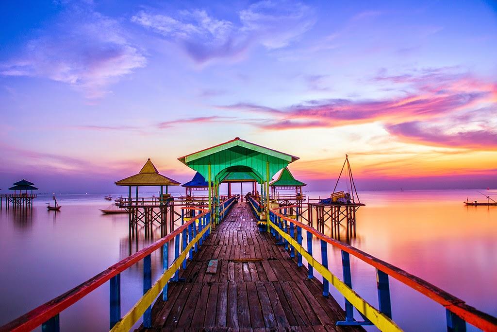 Pantai Kenjeran Surabaya Blog Dimana Sih Yup Ria Hahahaha Uda