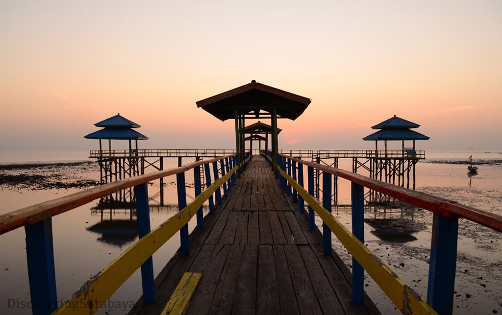 Pantai Kenjeran Wisata Pesona Alam Terabaikan Kenjeranlama6 Discoveringsurabaya Surabaya Memang