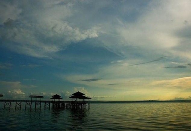 Tempat Wisata Surabaya Taman Hiburan Pantai Kenjeran Enjoy Kota