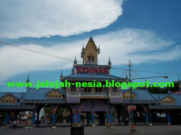 Www Jelajah Nesia Blogspot Oase Indah Pantai Kenjeran Surabaya Taman