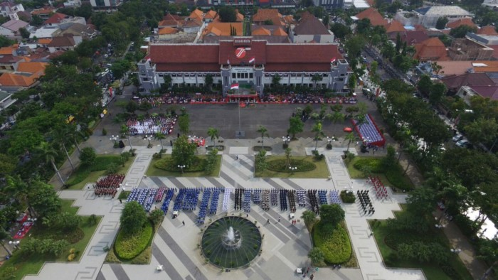9 Taman Kota Surabaya Ala Ibu Risma Favorite Kamu Balai