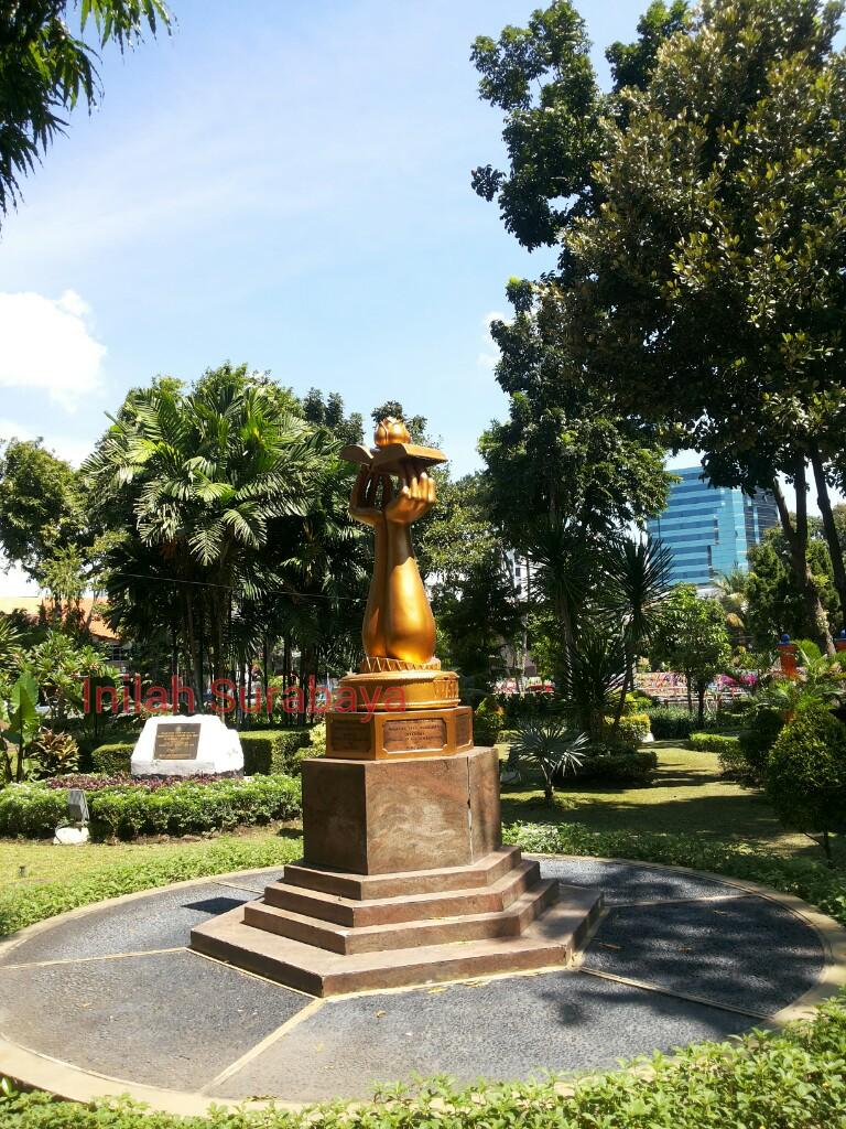 Inilah Surabaya Taman Prestasi Mayangkara Kota