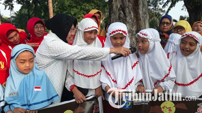 Legislator Apresiasi Kampanye Peduli Anak Minta Pemkot Surabaya Serius Tangani