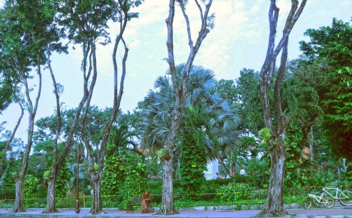 Mayangkara Park Interesting Tourism Place Surabaya Hersya Front Inn Taman