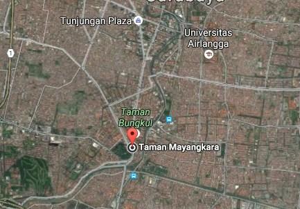 Pesona Keindahan Wisata Taman Mayangkara Surabaya Daftar Tempat Demikianlah Sedikit