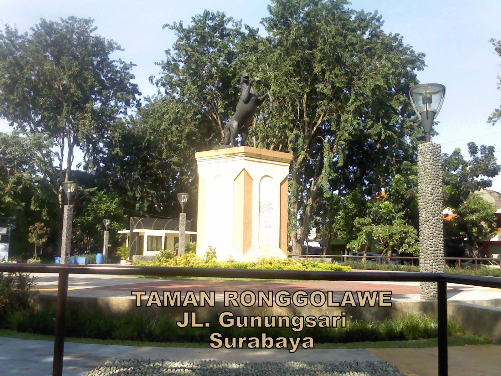Pesona Monumen Surabaya Laman 6 Dcf Compatable Jpeg Img Taman