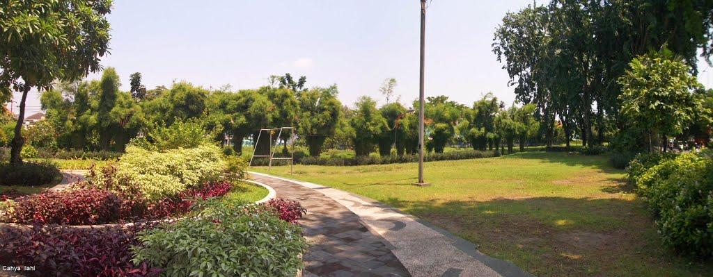 Surabaya Jangan Lupa Berwisata Taman Mayangkara Indah Kota