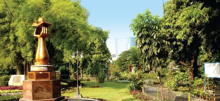 Taman Kota Surabaya Documentary Networking Prestasi Mayangkara