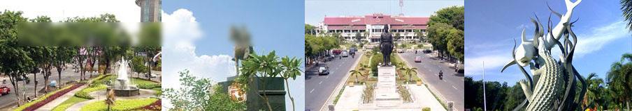Taman Mayangkara Fasilitas Umum Surabaya Kota