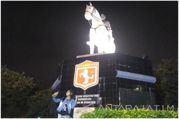 Taman Mayangkara Surabaya Antara News Jawa Timur Kota