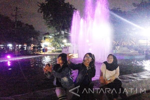 Taman Mayangkara Surabaya Antara News Jawa Timur Mundu Kota