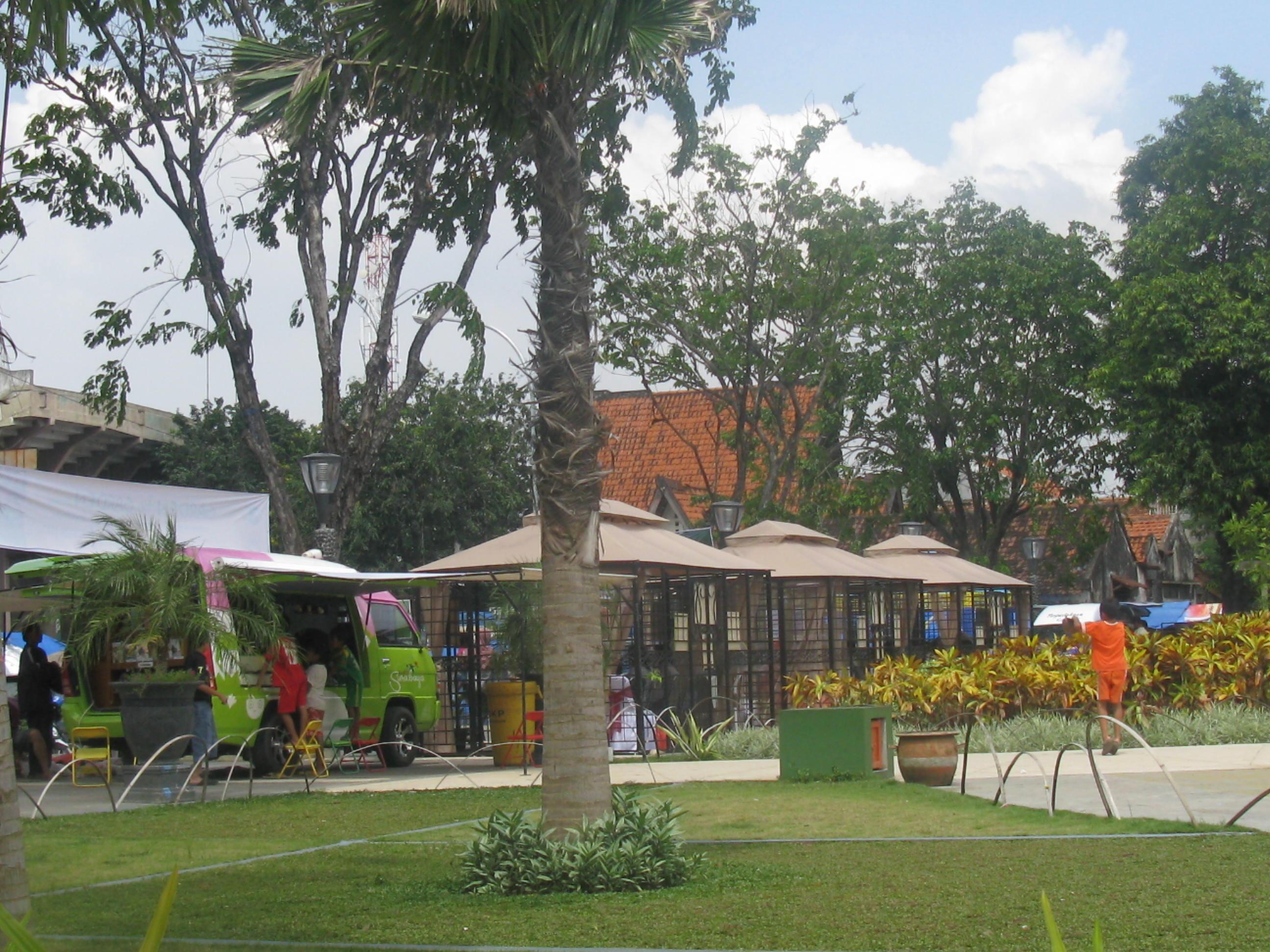 Gallery Foto Taman Mundu Image Detail Download Kota Surabaya