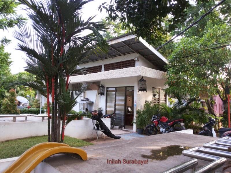 Inilah Surabaya Taman Ekspresi Genteng Mundu Kota