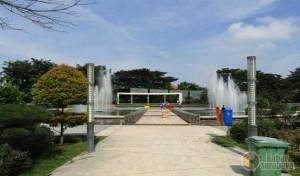 Menikmati Indahnya Malam Taman Mundu Tambaksari Surabaya Kabar Kota