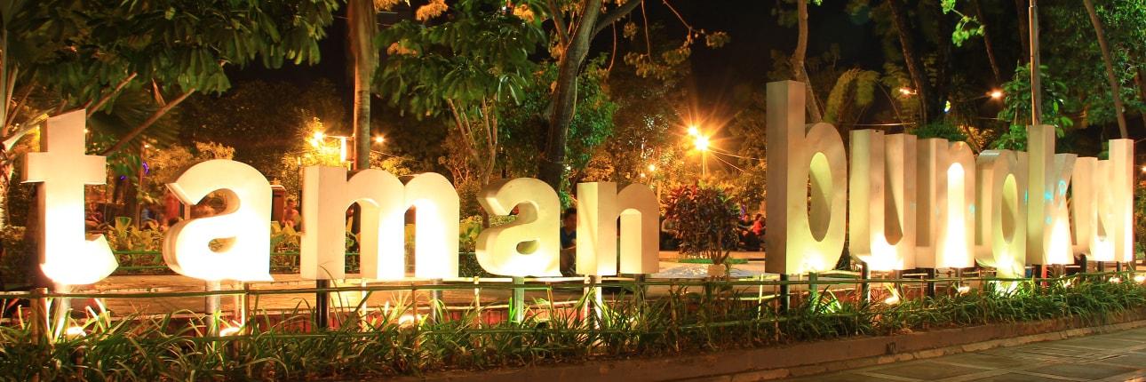 Nama Alamat Taman Surabaya Daftar Mundu Kota