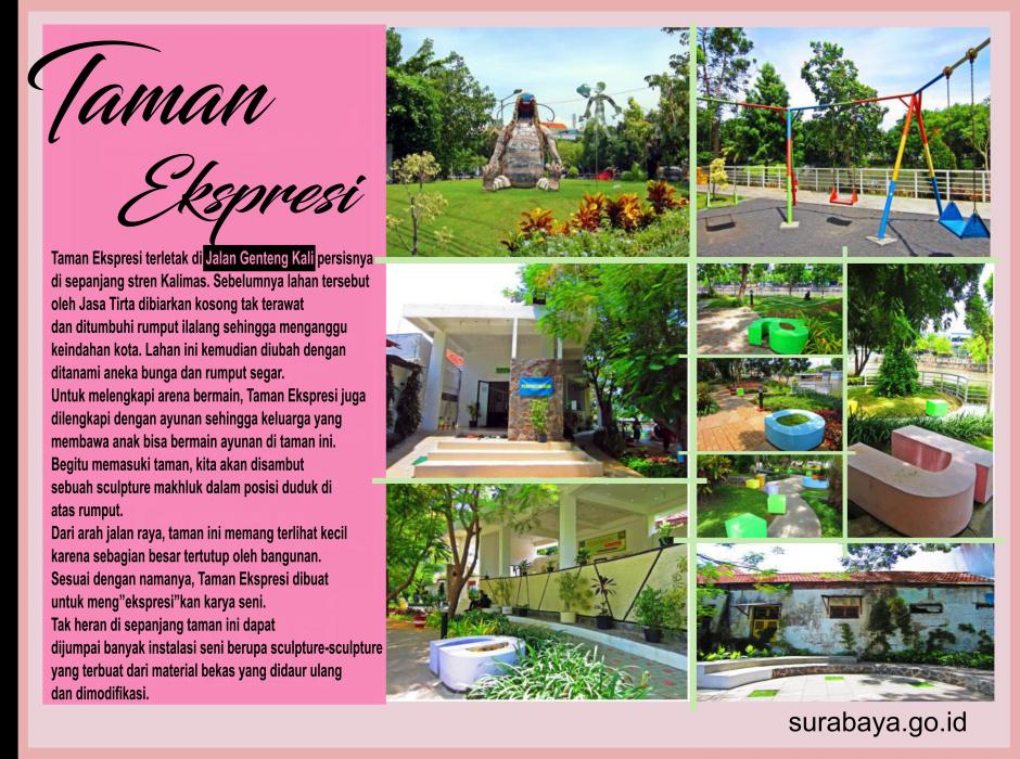 Surabaya Id Taman Ekspresi Mundu Kota