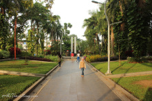 Surabaya Kota Seribu Taman Ahs Travelling Mundu Terletak Daerah Tambak