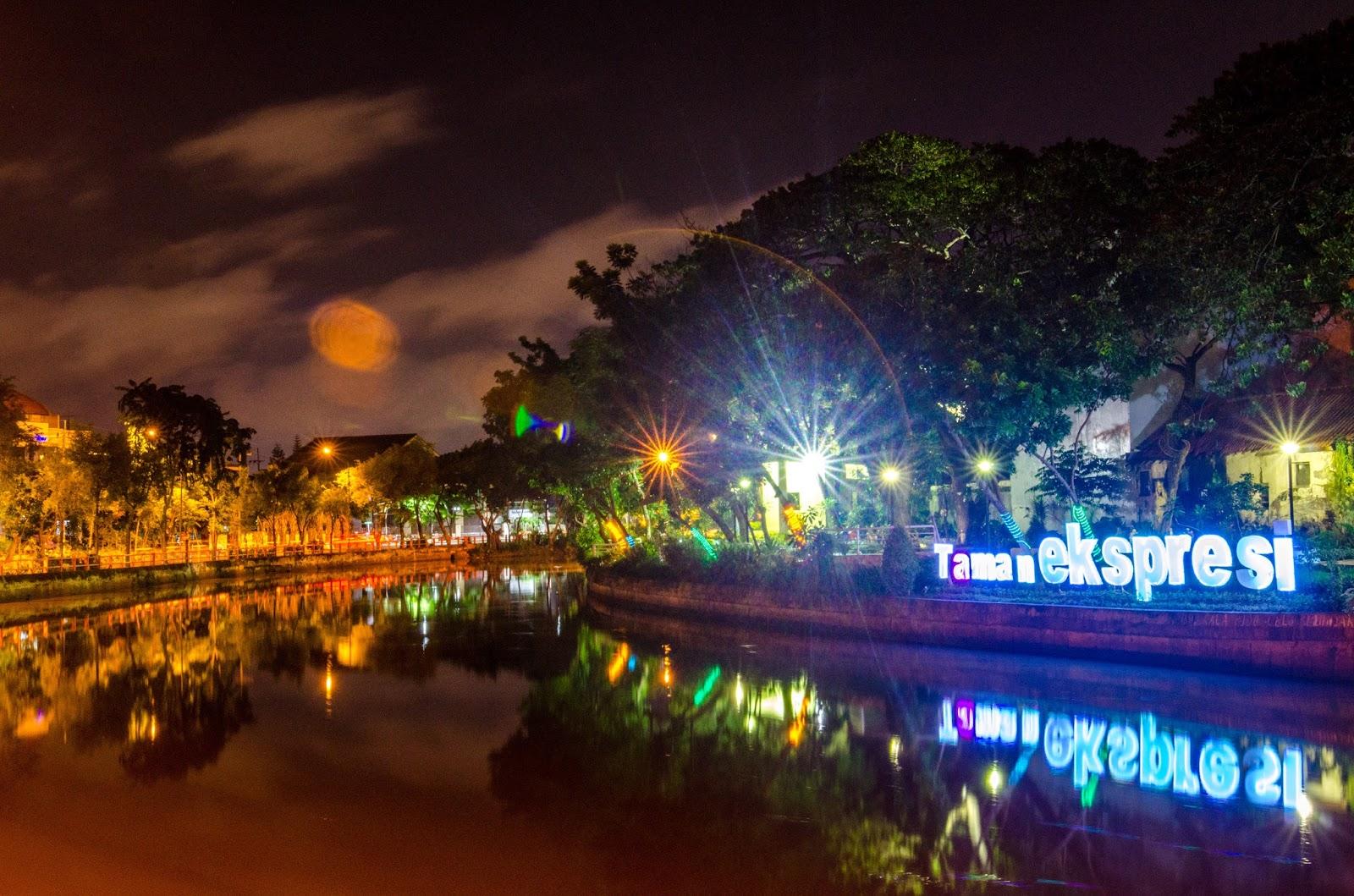 Taman Surabaya Buka Pagi Hari Tutup Malam Justru Ketika Inilah