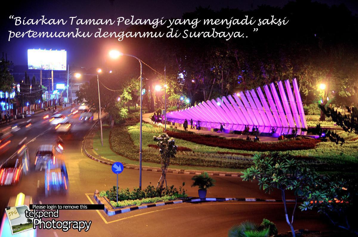 10 Taman Unik Bisa Agan Temui Surabaya Kaskus Pelangi Kota