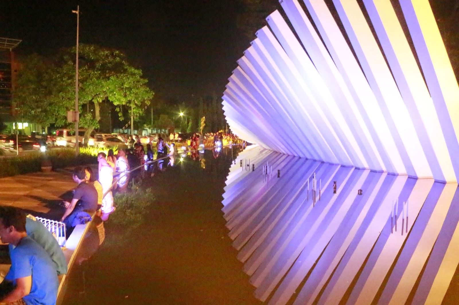Dunia Farrenn Surabaya Taman Pelangi Terletak Diujung Selatan Kota Tepatnya