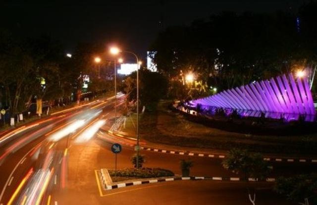 Pesona Keindahan Taman Pelangi Surabaya Wisata Terindah Kota