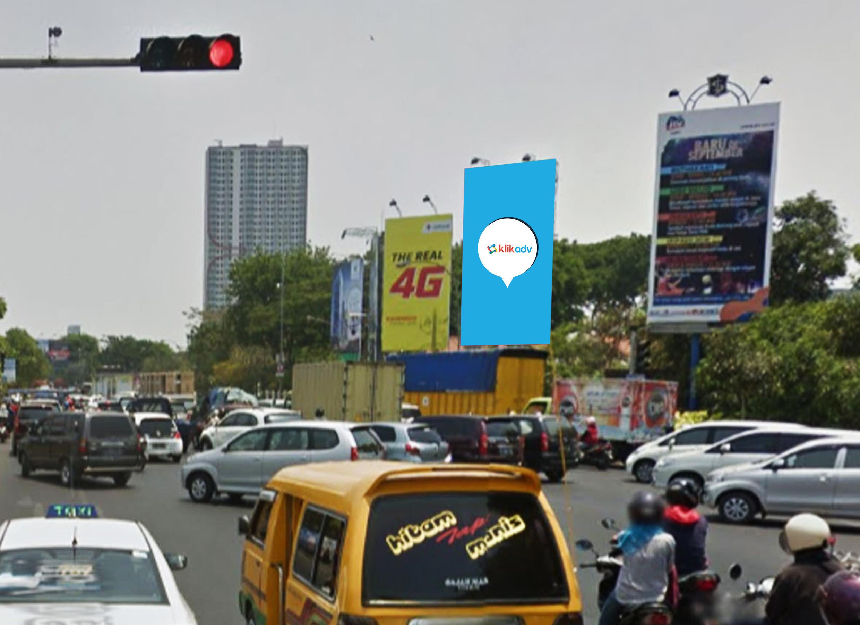 Sewa Billboard Jawa Timur Kota Surabaya Jl Jend Yani Bundaran