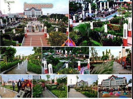 Surabaya Jakarta Quora Public Parks Taman Pelangi Kota