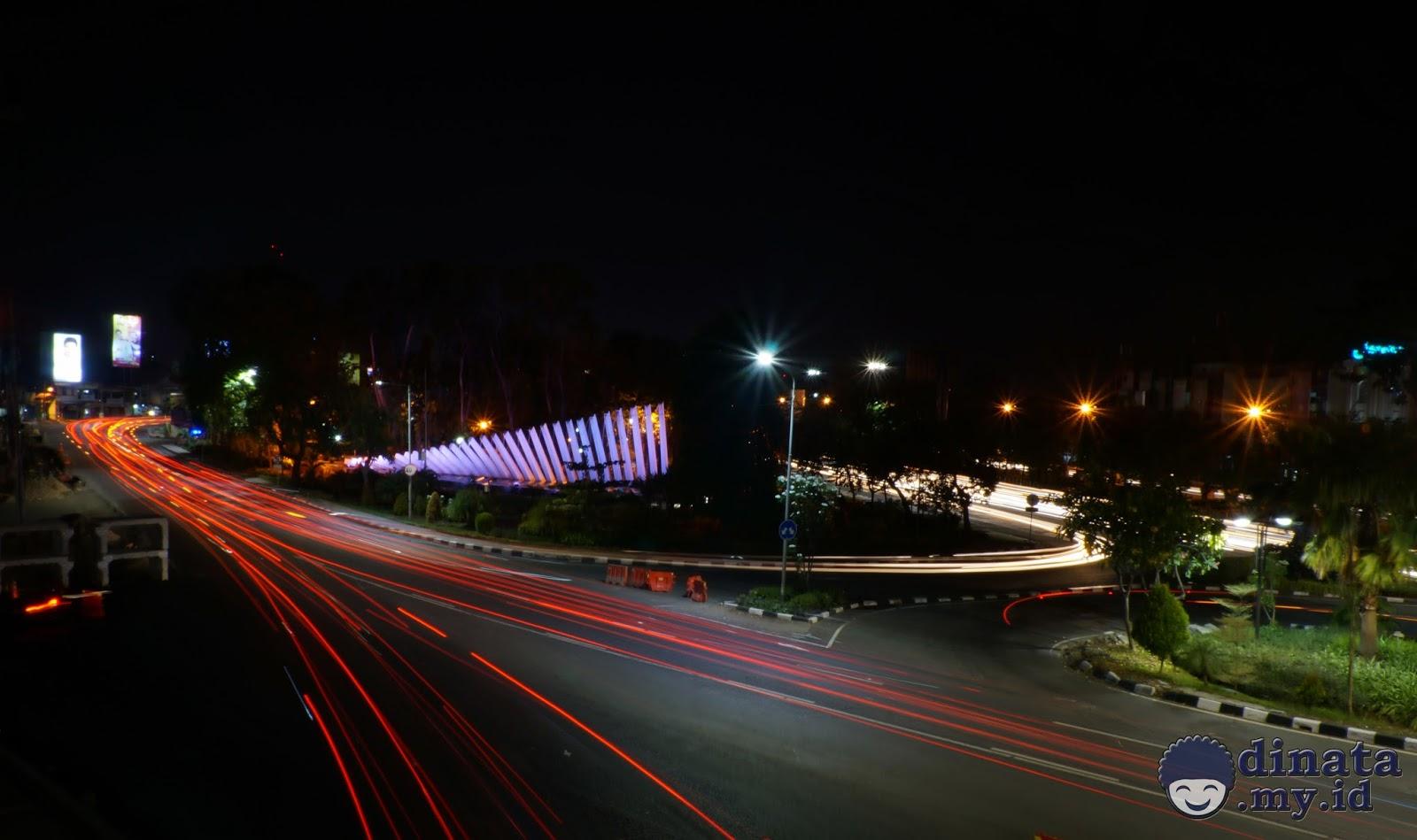 Taman Pelangi Surabaya Penyambut Perbatasan Dinata Kota