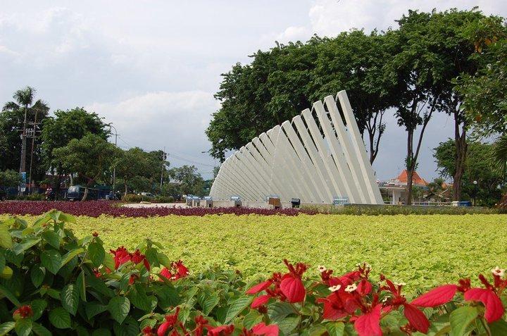 Tanaman Kebun Bunga Taman Pelangi Surabaya Kota