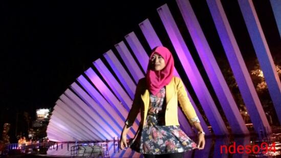 Trip Visit Fotografi Malam Taman Pelangi Zenfone 4 1gb Surabaya