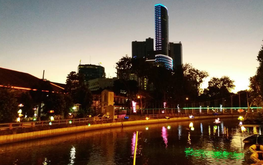 33 Pilihan Tempat Wisata Surabaya Sekitarnya Wajib Taman Prestasi Kota