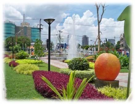 59 Tempat Wisata Surabaya Dikunjungi Taman Prestasi Kota