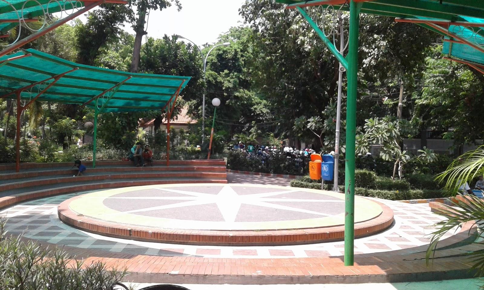 Hmmm Cantiknya Taman Prestasi Surabaya Catatan Harian Qc Inspector Salah
