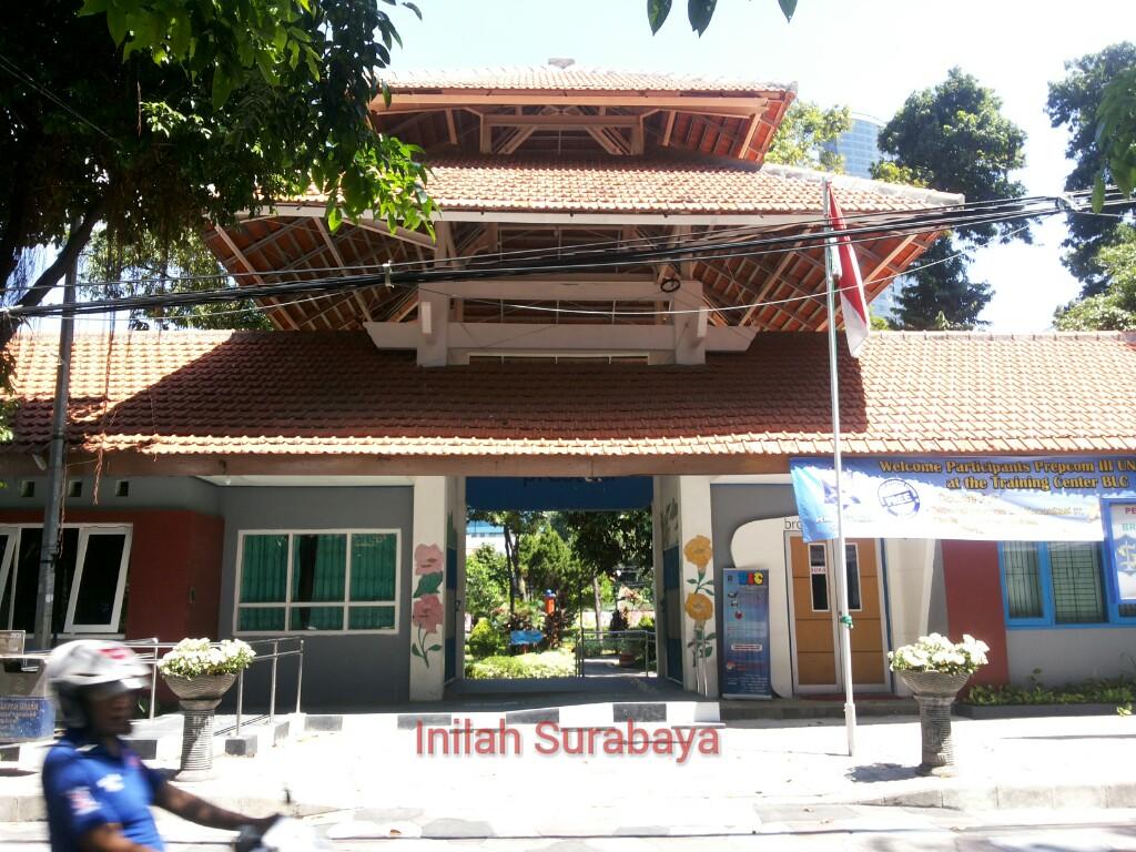 Inilah Surabaya Taman Prestasi Lokasinya Berada Pusat Kota Tentu Menjadi