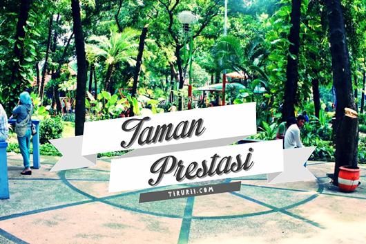 Manjakan Hari Cerahmu Mengunjungi Taman Prestasi Hallo Kota Surabaya