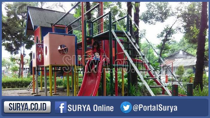 Prosotan Taman Prestasi Surabaya Tak Aman Bagi Anak Kecil Sebabnya