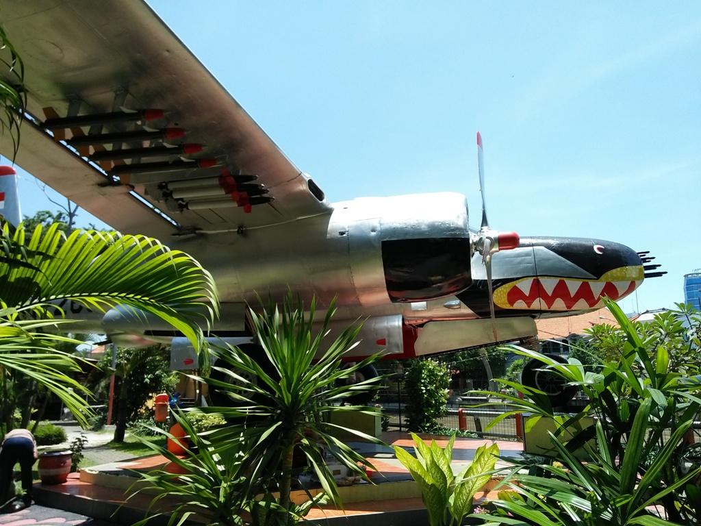 Sejenak Rehat Taman Prestasi Surabaya Travel Bandara Juanda Ketabang Kaliterletak
