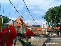 Taman Prestasi Surabaya Interest Suroboyo View Jembatan Kota