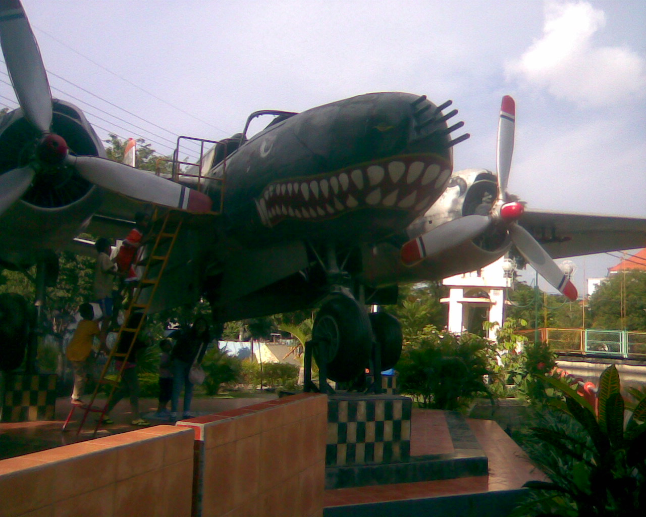 Taman Prestasi Surabaya Keluarga Panduan Wisata Kota
