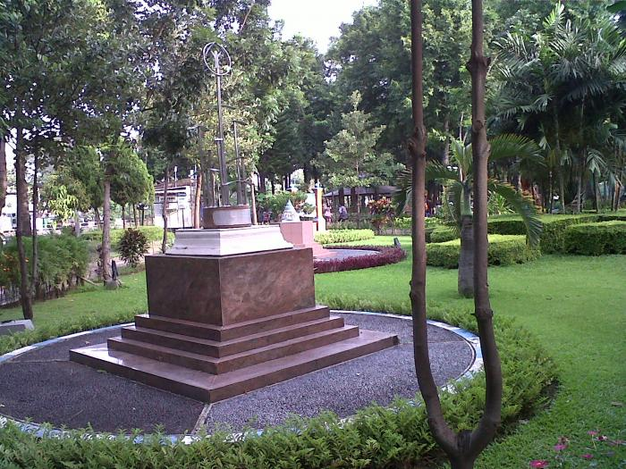 Taman Prestasi Surabaya Kota