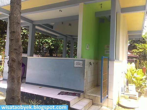 Taman Prestasi Surabaya Wisata Obyek Indonesia Musholla Kota