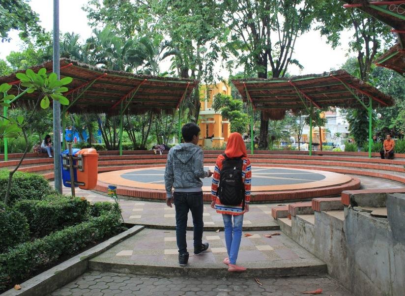 Taman Prestasi Wisata Murah Meriah Surabaya Kota