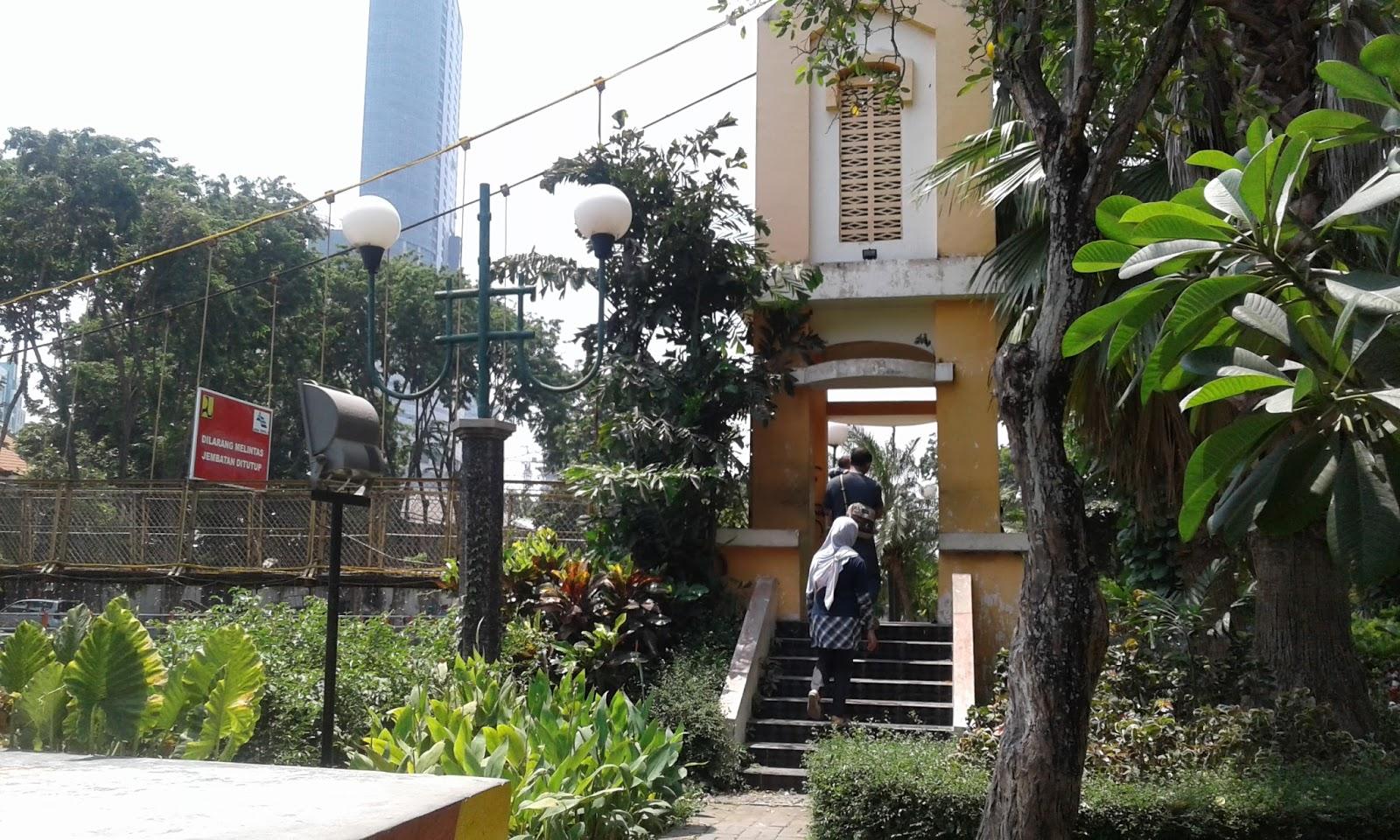 Wisata Air Taman Prestasi Ketabang Catatan Harian Qc Inspector Jembatan
