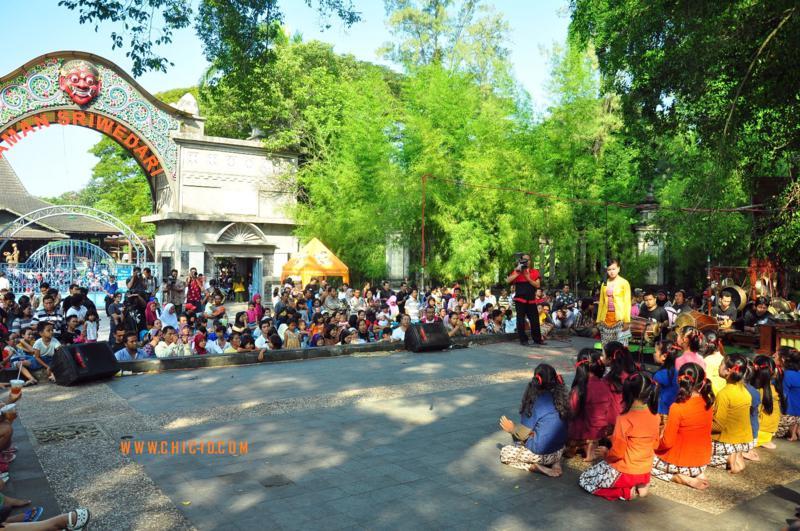 Find Destination Taman Hiburan Rakyat Thr Sriwedari Solo Kota Surabaya