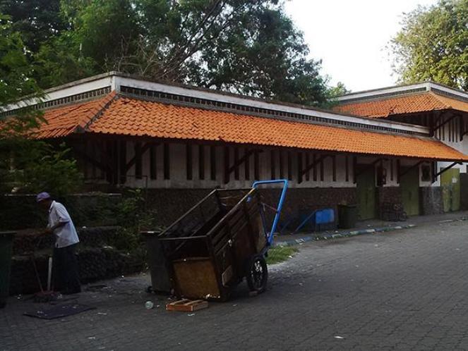 Kampung Seni Thr Dimana Directory Executive Media Rencana Pemkot Surabaya